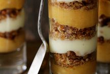 Recipes - Pudding, Cream, Jello