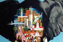 Travel posters / by wanda moran