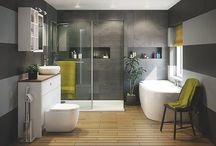 Bathroom Designs / The inspiration about the best bathroom designs for your bathroom.