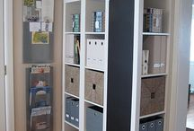 Bookcase ideas / by Julie Sessions Jensen