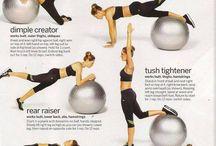 Fitness-legs