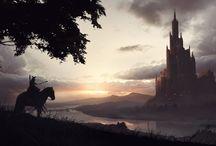 Altri luoghi in altri tempi / Fantasy Art