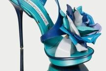Blue & Aqua