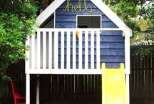 cubby house inspiration