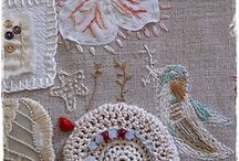 fiber arts / by Mary Stanley