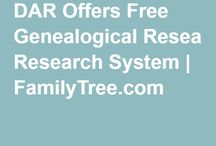 History & Genealogy