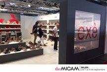 the MICAM 2015 / Otro año más asistimos a #MICAM una de las ferias de referencia en el sector del #calzado que ser realiza en Milán. >>Búscanos en el stand Nº H23