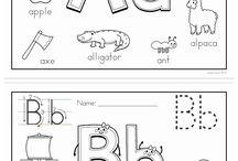 English for Kids - Alphabet