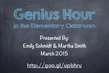 Stage Three Genius Hour