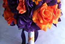 purple and orange passion