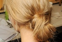 Hair Trends for spring summer 2013 / by nichole sweetsur