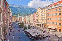 Bestemmingen in de bergen / De leukste tips over bestemmingen in de bergen van Oostenrijk, Duitsland, Italië, Zwitserland, Frankrijk, België en Noorwegen!