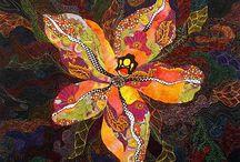 Fiber art / by Harriet Swindell