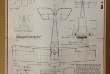 Nieuport 11 and associated fetaures for modelling