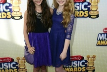 Rowand Blanchard and Sabrina carpender / Also check out there show girl meets world Disney channel