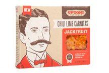 Upton's Naturals | Chili Lime Carnitas Jackfruit / Creations using Upton's Naturals Chili Lime Carnitas Jackfruit
