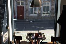 Le Marais Deux & Koffie ♥ / Le Marais Deux & Koffie Maastricht #conceptstore #art #bikes #fashion #furniture #coffee