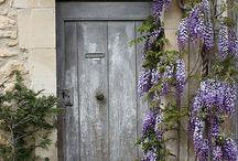 portas rústicas