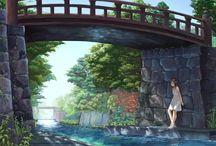 Anime, Manga, Webtoons...