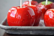 Mmmm.... Sweet Candy Apples! / by Jan Lipinski