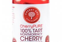 Tart Montmorency Cherry Dietary Supplements / Our cherry capsules are made from the skins of Montmorency Tart Cherries. It is in the deep red pigment of the fruit skin where nature packs the power of anthocyanins that are known to promote a host of potential health benefits.