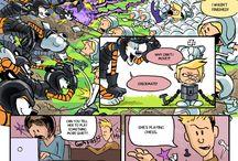 Calvin/Bacon & Hobbes