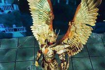 Saint Seiya Armors / Saint Seiya , Saint , Seiya , God Cloth , Cloth , Armor , Pegasus