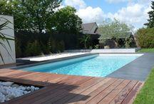 Aménagement maison (piscine)