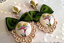 KaRoa Designs. Mis Flamenkas Collection. SIMOF 2013 / Colección de pendientes creada para el SIMOF 2013. Desfile de Innova Flamenca