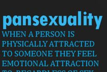 Pansexual Me. / Sexuality shouldn't be a fashion statement it's what your heart feels  / by Rose Winchester #50statesofgay