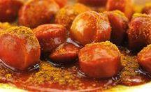 Currywurst sosse