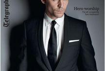 Tom Hiddleston  / Man candy