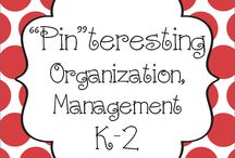 """Pin""teresting Organization, Management K-2 / Pin you class organization, class management, etc pins here! / by Hanging Out In First"