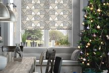 Interiors: Christmas Decor / Christmas is the time to put your best foot forward and decorate the home like you've never done before. We've rounded up festive scenes to inspire your own decorations!