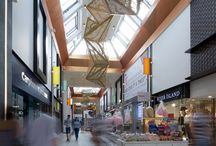 Shopping Centres and Retail Parks / Shopping Centres designed by Silver&Co