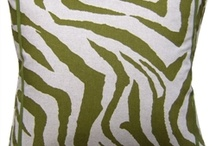 Pillows, Fabric and Wallcoverings