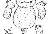 The Gruffalo / Activities for The Gruffalo