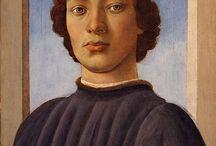 arte - Filippo Lippi (1406-1469) / arte - pittore italiano