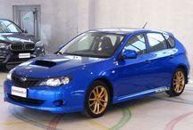 SUBARU IMPREZA 2.5 WRX AWD, DEL 2009, €14.900