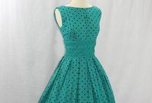 Dress / old fashion into Modern