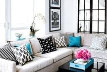 Interior design / by Rebekah Dempsey