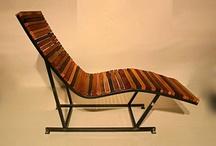 Furniture with style / by Sandy Bigelow