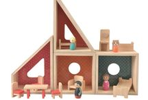 Wooden Toys / Available at theminimanor.com.au
