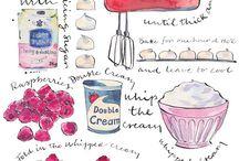 Sketch recipe