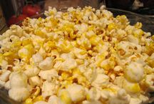 Popcorn done right! / by Denise Rodriguez