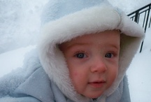 Bundled-Up Babies / Our favorite photos of babies snuggling up for winter. / by The Bump