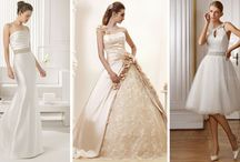 Wedding dresses / wedding dresses, vestidos de boda, casamiento, novia