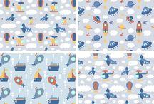 Inspirations - surface pattern design