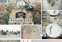 Winter Styled Shoot Whimsy