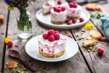 cheese cake framboise pistache